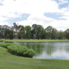 A view over the water from Bogota Country Club