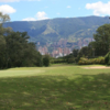 A view of a green at Rodeo Course from El Rodeo Sports Club