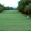 A view from a tee at Caracas Country Club