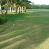 A view from a tee at Los Canales Golf Club