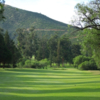 A view of a fairway at Cochabamba Country Club