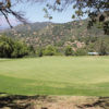 A view of a green at Coya Country Club