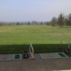 A view from the driving range tees at Eagle Country Club (Planetapropriedades)