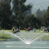 A view from Frances Golf Course