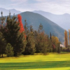 A view from Los Libertadores Golf Club