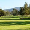 A view of a fairway at Pan de Azucar Country Club