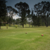 A view of a tee at Cuenca Golf Club