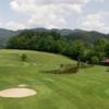 A view from St. Lorenzen Muerztal Golf Club