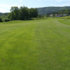 A view of a fairway at Attersee-Traunsee Golf Club