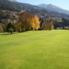A view of a green at Gastein Golf Club
