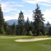 A view of the 1st green at Sunshine Coast Golf and Country Club