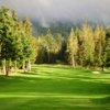 A view from a fairway at Sunshine Coast Golf and Country Club