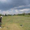 A view from Air Sofia Golf Club