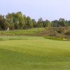 A view of the 3rd green at Marshes Golf Club