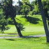 A view of the 5th green at American Falls Golf Course