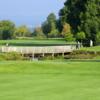 A view over a bridge at La Grande Motte Golf Club