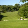 A sunny day view from Vittel Ermitage Golf Club