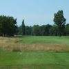 A view from a tee at Saint Gabriel Golf Club