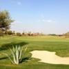 A view of a hole protected by bunkers at Royal Palm Golf & Country Club from Domaine Royal Palm Marrakech