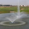 A view over the water from Marrakech Golf City
