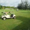 A view of a green at Beige Village Golf Resort & Spa