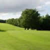 A view of a hole at Stepaside Golf Course