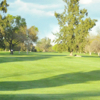 A sunny day view from Haggin Oaks Golf Course