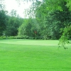 A view of a green at Cheam Mountain Golf Course