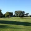 A view of a fairway at Lake Leann Golf Course