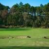 A view of a green at Fargo Recreation Golf Course (Hidden Fairways)