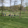 A spring view from Viking Meadows Golf Club