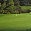 A view of a green at Water's Edge Golf Course