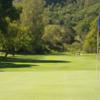A view of the 15th hole at Bridges Golf Club