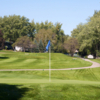 A view of the 6th hole at Bridges Golf Club