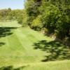 A view of tee #13 at Bridges Golf Club