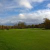 A fall view from Les Aisses Golf Club