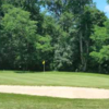 A view of a green at Seneca Falls Country Club