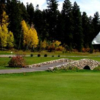 A view from a green at The Lodge Golf Course (GolfDigest)