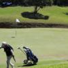 A view of a green at Tina Golf Club