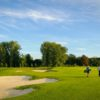 A view from Torcy Golf Course