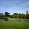 A view from Barriere de Deauville Golf Club