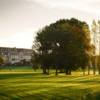 A sunny day view from Barriere de Deauville Golf Club