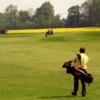 A view from a fairway at Deauville Saint Gatien Golf Club