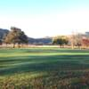 A fall view from Gavilan Golf Course