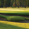 A view of green #6 at Coyote Nine Course from Coyote Creek Golf & RV Resort