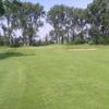 A view from a fairway at Vert Parc Golf Club