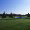 A view of a green at Glencoe Golf and Country Club