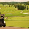 A view from Glencoe Golf and Country Club