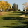 A fall view from Calgary Golf and Country Club