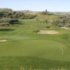 A view of a green at Sirocco Golf Club